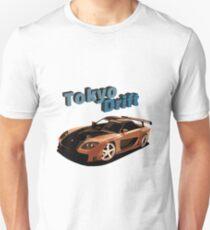 Fast and Furious - Tokyo Drift Unisex T-Shirt