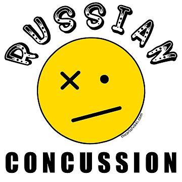Russian Concussion Funny Trump Kellyanne Conway Emoji by theartofvikki