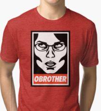 OBROTHER Tri-blend T-Shirt