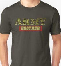 Army Brother - Proud Army Brother T-Shirt T-Shirt