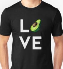 Avocado Love Unisex T-Shirt