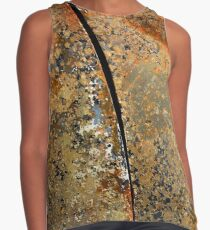 """""""Decaying in the Country"""" Contrast Tank"""