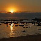 Ocean Sunrise by GailD