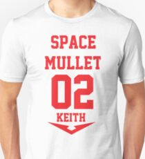 Space Mullet T-Shirt