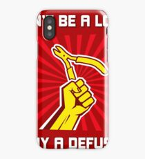 Dont be a loser buy a iPhone Case/Skin