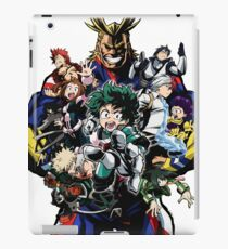 Boku no Hero Academia - My Hero Academia iPad Case/Skin