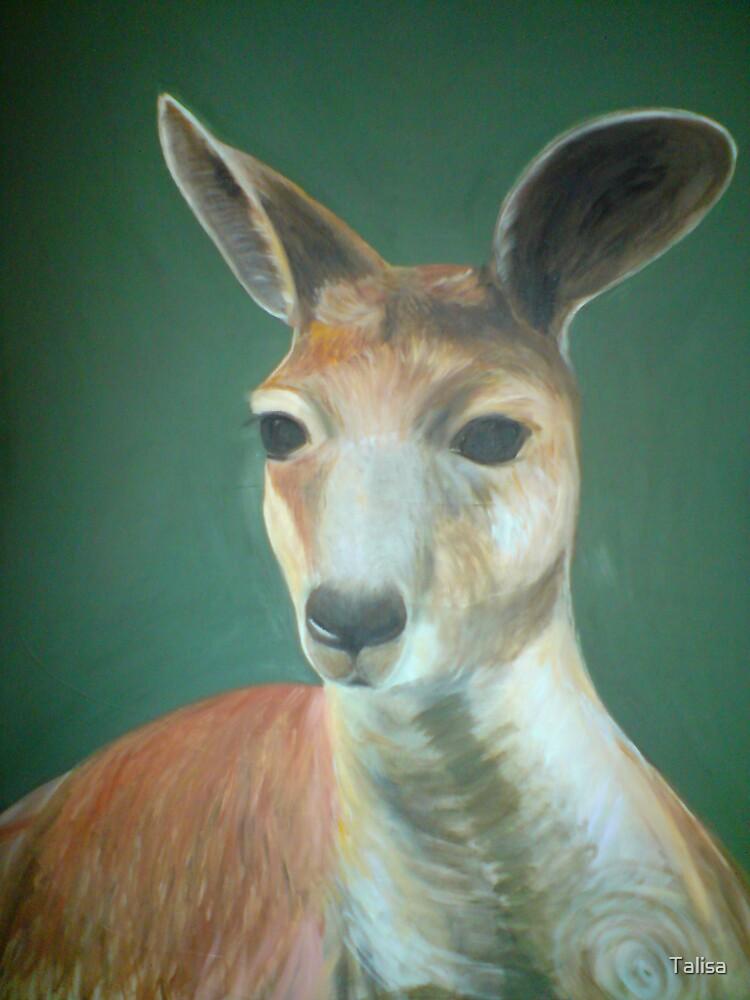 Wallaroo Portrait by Talisa