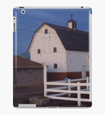 A Country Christmas in Iowa iPad Case/Skin