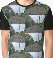 Fraser Railroad Graphic T-Shirt