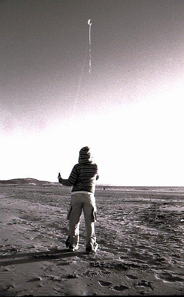 alex and the kite by urbanghost