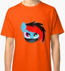 Pony NeoN (RED) Classic T-Shirt