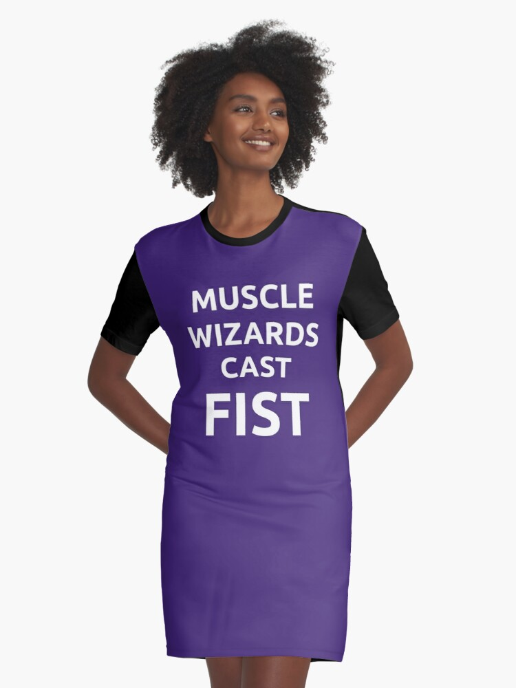 Fist muscle graphic