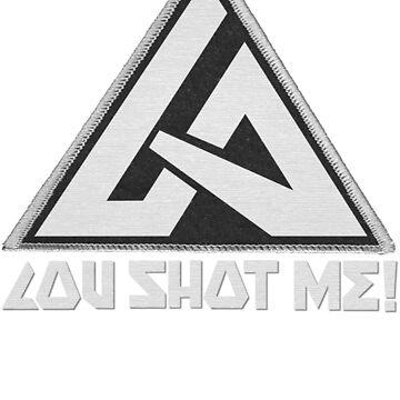 Lou Shot Me by SRAGLLEST