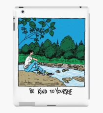 Be Kind To Yourself iPad Case/Skin