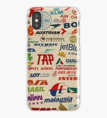 AIRLINES iPhone Case/Skin