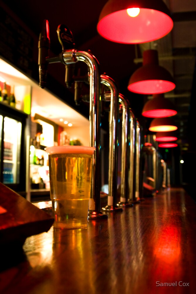 Bar by Samuel Cox