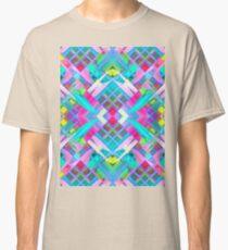 Colorful digital art splashing G481 Classic T-Shirt