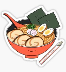 CUTE RAMEN - PIGU Sticker