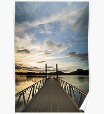 Lake Dunethan Poster