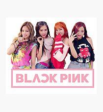 Blackpink 블랙 핑크 - Als ob es dein letzter ist 마지막 처럼 Fotodruck