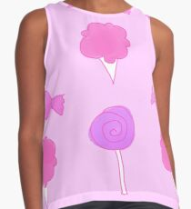 Candy Contrast Tank