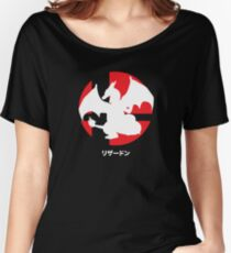Smash Bros. Charizard Women's Relaxed Fit T-Shirt