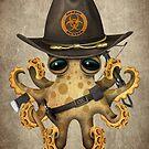 Baby-Kraken-Zombie-Jäger von jeff bartels