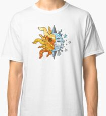 The Sun, The Moon, and The Stars Classic T-Shirt