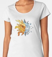 The Sun, The Moon, and The Stars Women's Premium T-Shirt