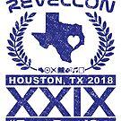 RevelCon 29 University Shirt by turnerstokens