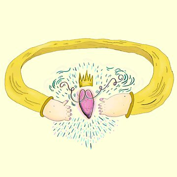 Claddagh Ring by aileenswansen