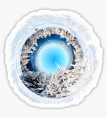 Winter World 2 Sticker