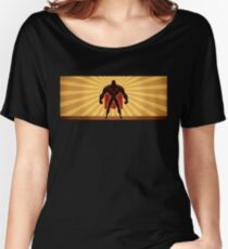 Superhero Banners 2 - 01 Women's Relaxed Fit T-Shirt