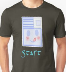 Kawaii floppy disk Unisex T-Shirt