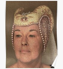 Medieval Escoffin Handmade by Patjila Poster
