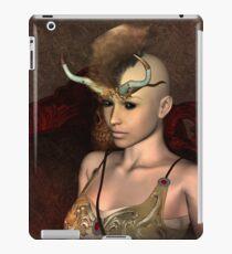 Beautiful mystical dark fairy iPad Case/Skin