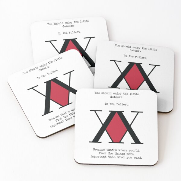 Little Detours Coasters (Set of 4)