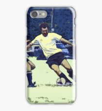 The Challenge - Soccer Players iPhone Case/Skin
