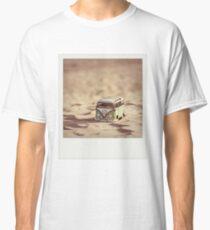 Camper Van in Polaroid Frame Classic T-Shirt