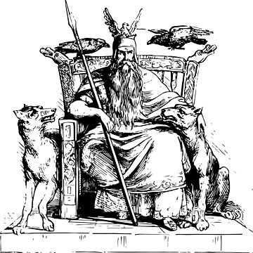 Odin by handcraftline
