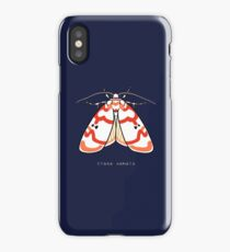 Moth01 iPhone Case