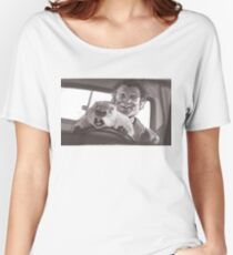 Don't Drive Angry Women's Relaxed Fit T-Shirt