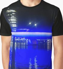 Painting the Town Yves Klein Blue Graphic T-Shirt