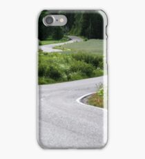 22.6.2017: Winding Road iPhone Case/Skin