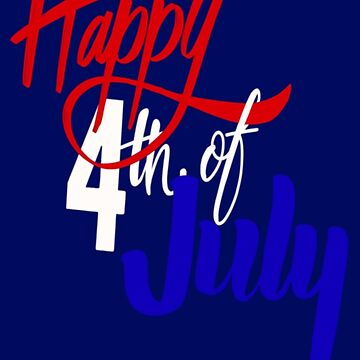 Happy 4th of July by patbusinger