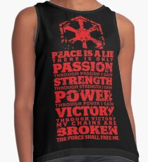 Code of the Sith Sleeveless Top