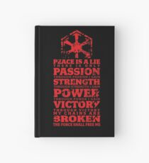 Code of the Sith Hardcover Journal