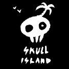 Skull Island  by zachsymartsy