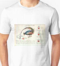 Seraphinianus codex Unisex T-Shirt