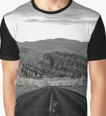 Entering death Valley Graphic T-Shirt